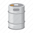 alcohol, barrel, beer, drink, keg, pub, tara icon
