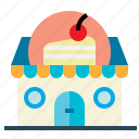 baker, bakery, cake, dessert, food icon