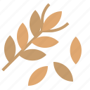 crop, grain, wheat icon