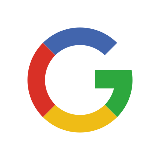 alphabet, color, google, media, network, social icon