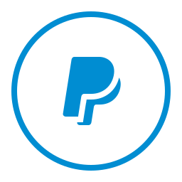 cash, circle, money, pay, paypal icon