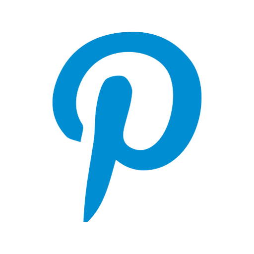 communication, media, multimedia, network, pinterest, social icon