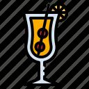 beverage, cocktail, drink, mocktail icon