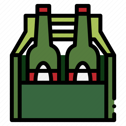 alcohol, bar, beer, bottle, food icon