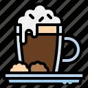 chocolate, coffee, cup, drink, hot, mug, tea
