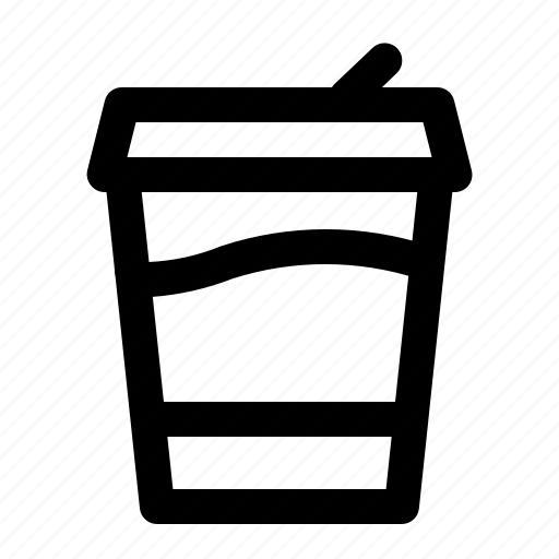 ameracino, beverage, cup, drink, glass icon