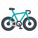 bicycle, bike, sport, transportation, vehicle icon
