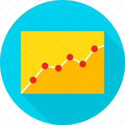 big, business, chart, data, graph, infographic, statistic icon