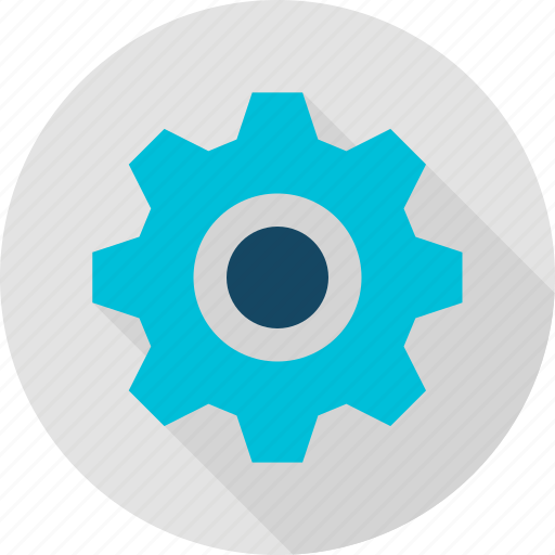 cog, cogwheel, computer, gear, mechanism, setting, wheel icon