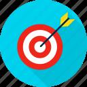 aim, arrow, bullseye, business, sport, success, target