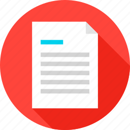 business, computer, data, document, file, office, paper icon