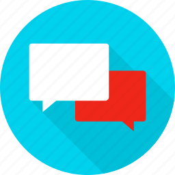 bubble, chat, communication, computer, email, mail, speech icon