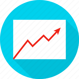 big, business, chart, data, graph, infographic, presentation icon