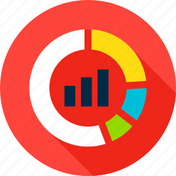 big, business, chart, data, graph, infographic, pie icon