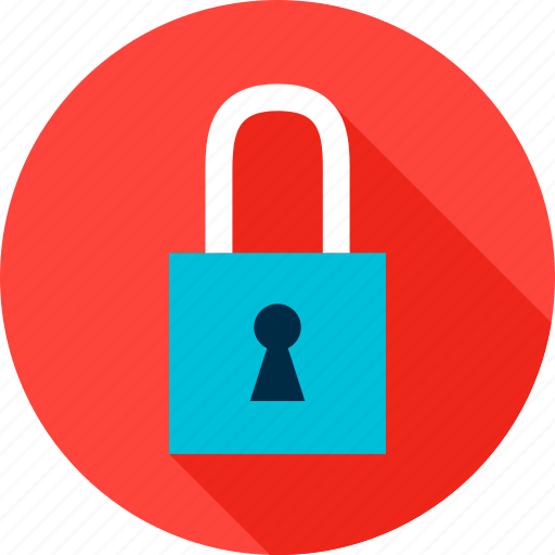 access, keyhole, lock, padlock, password, safety, security icon