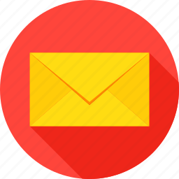 business, computer, email, envelope, letter, mail, post icon