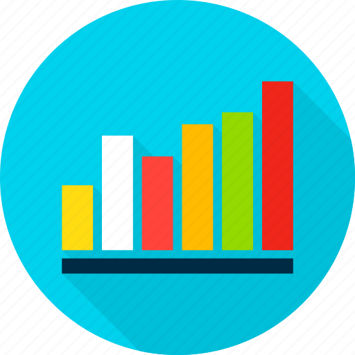big, business, chart, data, graph, infographics, statistic icon
