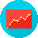 big, business, chart, data, graph, infographic, statistics icon