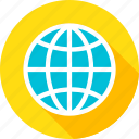 computer, earth, global, globe, technology, travel, worldwide icon
