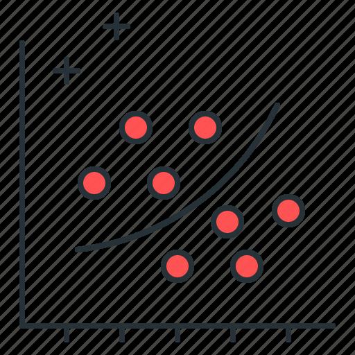 Analysis, regression, chart, data, data analytics, regression analysis, statistics icon - Download on Iconfinder