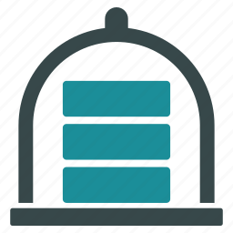 backup, barrier, database, preserve, protection, safety, storage icon