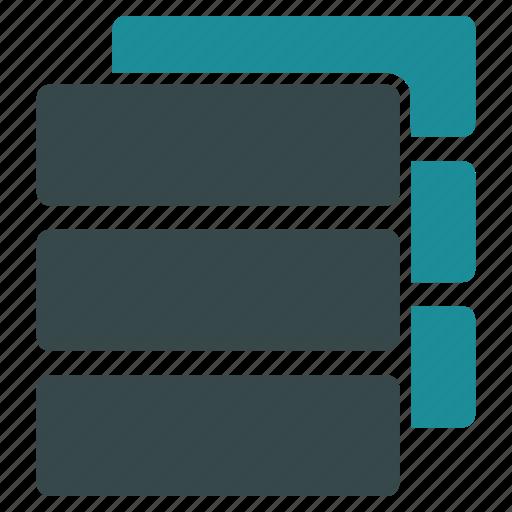 backup, clone database, copy, data center, databases, repository, storage icon