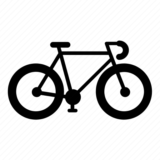 bicycle, bike, cycling, fixed, fixie, ride, road icon