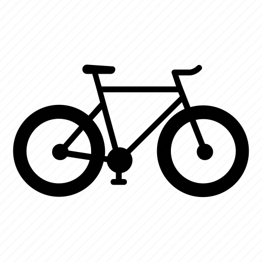 bicycle, bike, fixie, ride, road, track, triathlon icon