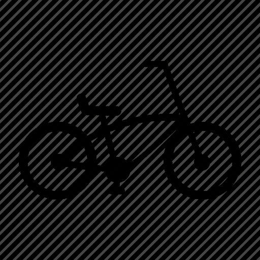 Bicycle, bike, bikes, chopper, custom, leftmartinez, vintage icon