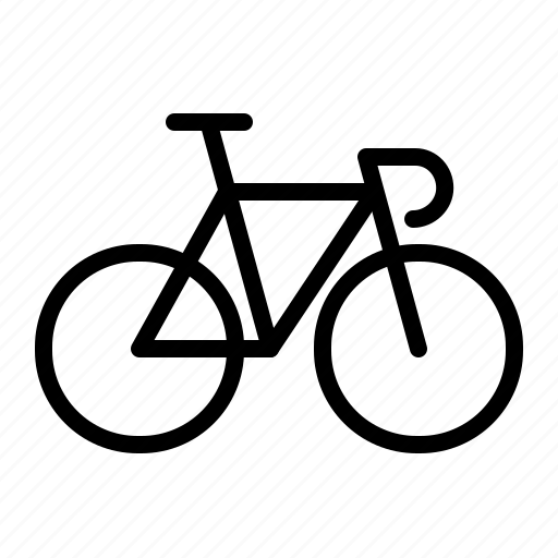 bicycle, bike, cycle, cycling, road, transport, vehicle icon