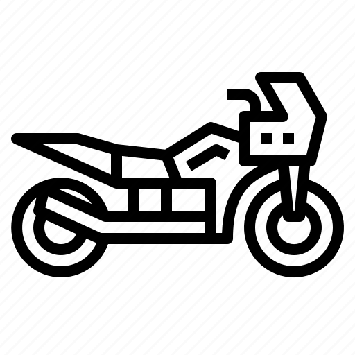 bike, motorbike, motorcycle, sport, transportation icon