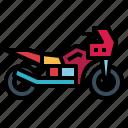 bike, motorbike, motorcycle, sport, transportation