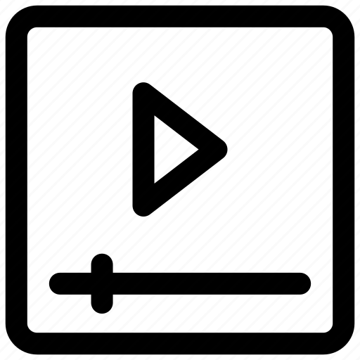 marketing, multimedia, seo, video icon icon