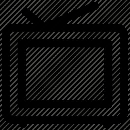 communication, media, television, tv icon icon
