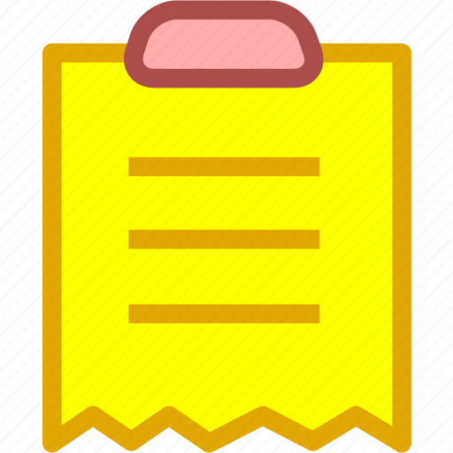document, office, page, paper, text icon