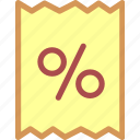 discount, finance, offer, price icon