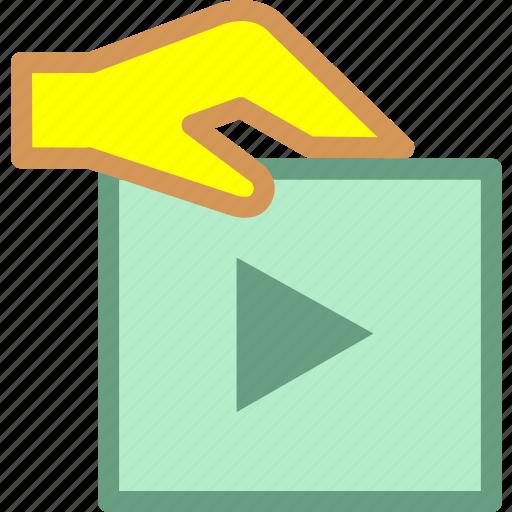 attachment, media attachment, multimedia attachment, video attachment icon