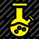 demo, flask, lab, potion icon