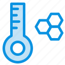 meter, temperature, thermometer icon