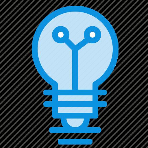 biochemistry, bulb, lab, light icon