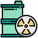 biochemistry, biology, chemistry, hazardous, laboratory, science, waste icon