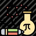 scientific, formula, theory, knowledge, chemistry