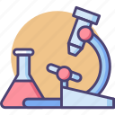 equipments, experiment, experiment equipments, experiment tools, laboratory tools, research equipments, research lab icon