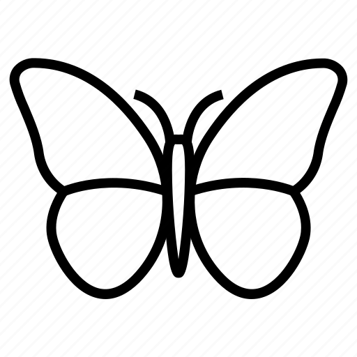 Butterfly, insect, fly, animals icon - Download on Iconfinder
