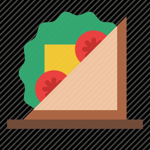 Breakfast, fast, food, sandwich icon - Download on Iconfinder