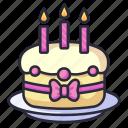 celebration, party, birthday, cake, anniversary