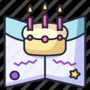 invitation, card, greeting, celebration, frame