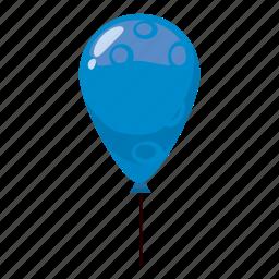 balloon, birthday, cartoon, celebration, decorate, decoration, party icon