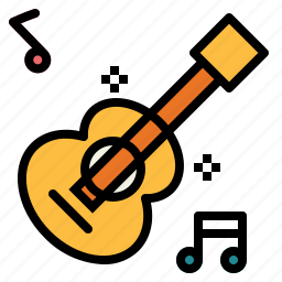 acoustic, folk, instrument, music, musical, string icon