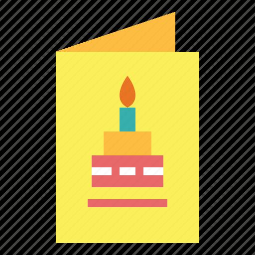 envelope, invitation, musical, note, party, quaver icon